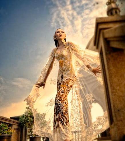 Baju Kebaya Modern By Ratu Budaya fashion busana adat