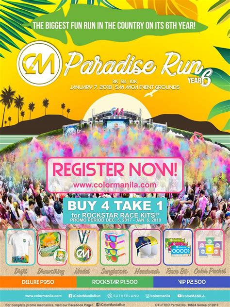 color run sf what to do in manila this weekend jan 5 7 sf9 color