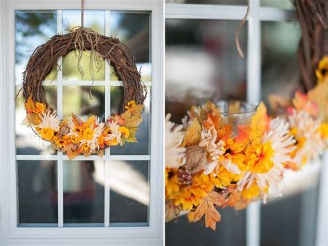 Herbst Fenster Gestalten by Sch 246 Ne Fensterdeko Im Herbst Selber Basteln Und Gestalten