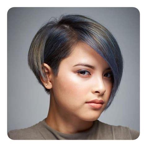 model rambut pendek  cocok  wajah bulat