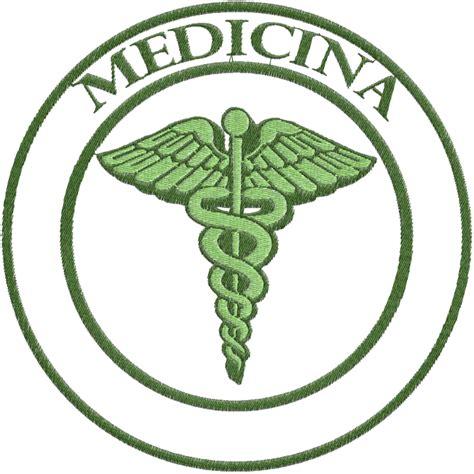 imagenes png medicina matriz de bordado simbolo de medicina