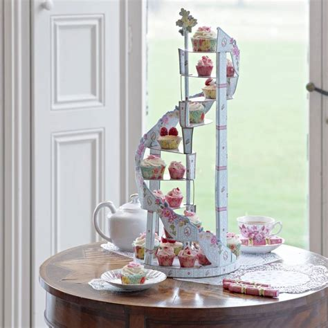 etagere cupcake spiral cupcake stand by cupcake boxes