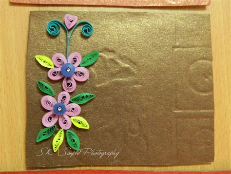 Some Paper Crafts - some morning paper quilling designs creative craft