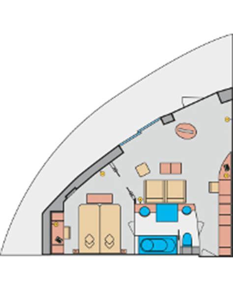 aida deluxe suite kabinen auf aidablu die schiffskabinen hier ansehen
