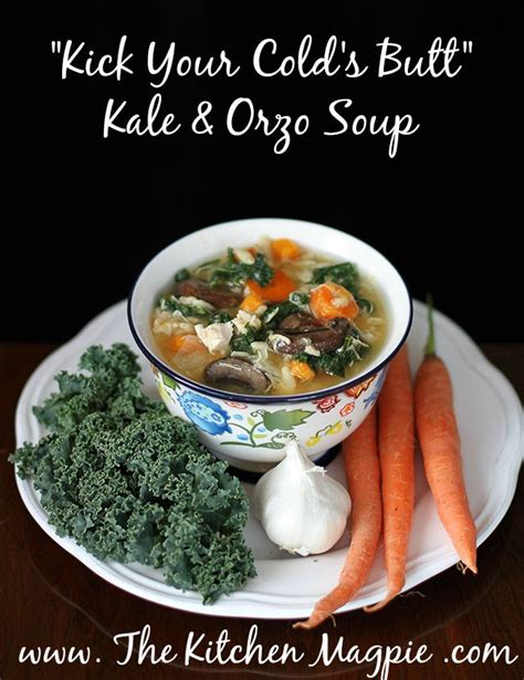 the doctor s kitchen supercharge your health with 100 delicious everyday recipes books my new quot kick your cold s butt kale chicken orzo soup