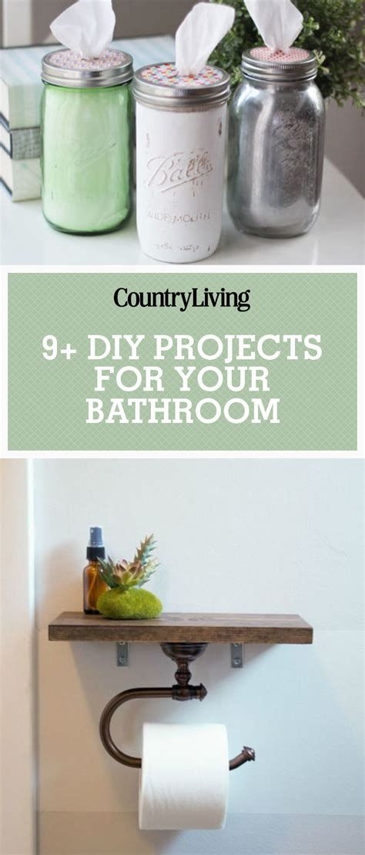 diy projects bathroom diy bathroom bathroom tricks