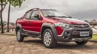 Fiat Ta Fiat Strada 2016 Pre 195 167 O Ficha T 195 169 Cnica Consumo