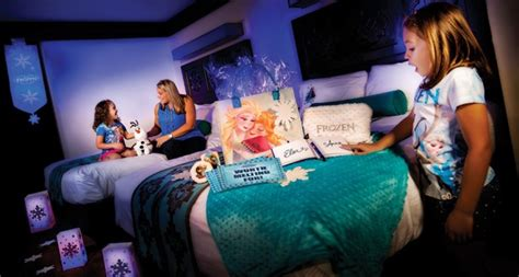 themed resort names new frozen gift packages bring the magic of arendelle
