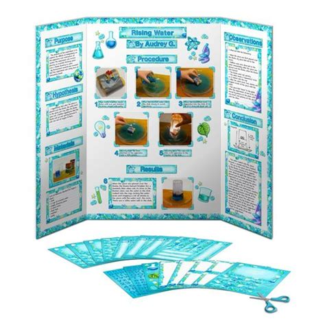 design poster project science fair poster kit science fair everything and