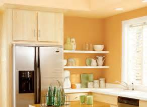 Peach Kitchen Ideas Salmon Walls With Brown Furniture Trend Home Design And