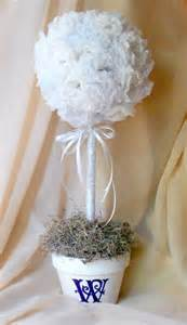 floral topiary centerpieces wedding floral topiary centerpiece teddiart wedding on
