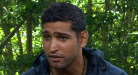 amir khan celebrity jungle amir khan is the seventh person to leave the i m a