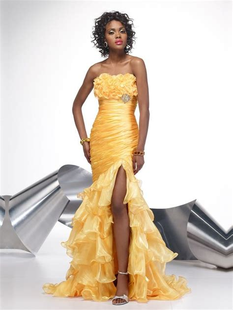 44586 Dress Fashion 78 best images about proms graduations dresses on mermaid evening dresses one