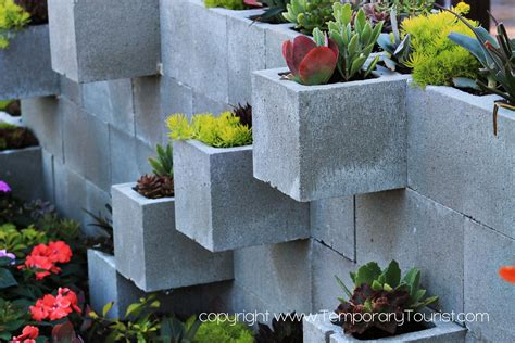 How To Build A Brick Planter by How To Make A Brick Retaining Planter Wall Wdw Style