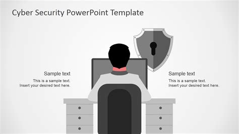 Cyber Security Powerpoint Template Slidemodel Cyber Security Program Template