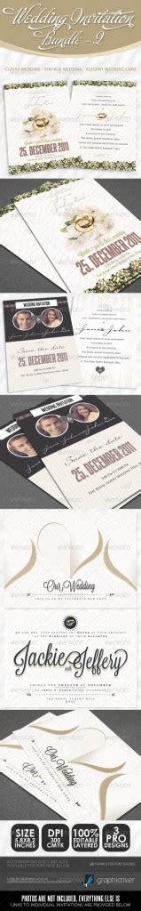 desain undangan pernikahan terbaik template photoshop desain undangan pernikahan terbaik template