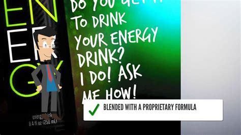 energy drink that works it works energy drink
