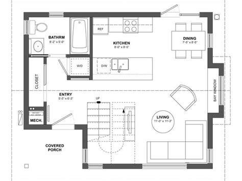 Smallworks Custom Small Homes Laneway Houses In Carriage House Plans Vancouver