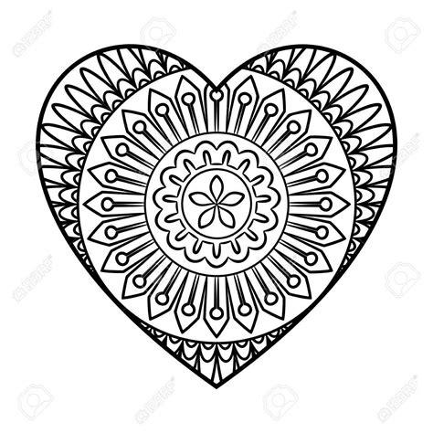 mandala coloring pages hearts mandala boyama resimleri 2017 sınıf 214 ğretmenleri i 231 in