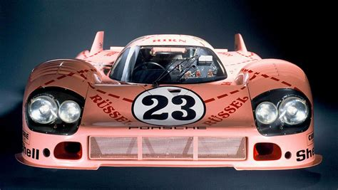 Porsche 917 Pink Pig by 917 20 Coup 233 2014 Porsche Ag