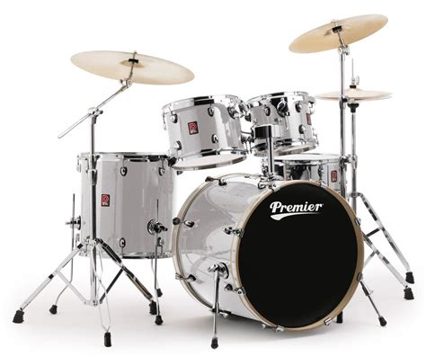 drum apk premier drums apk series modern rock 22 6429944lsw 5 drum set lunar silve ebay