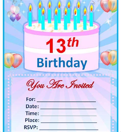templates word birthday birthday invitations template gangcraft net