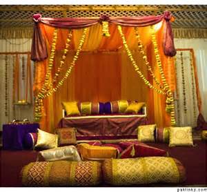 Marriage Home Decoration Indian Indian Weddings And Decoration On Pinterest