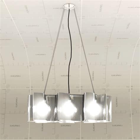 artemide chandelier artemide chandelier 3d model formfonts 3d models textures
