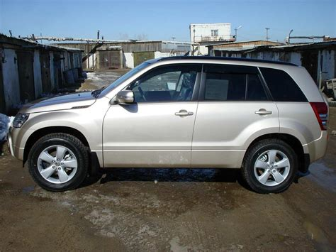 Problems With Suzuki Grand Vitara 2010 Suzuki Grand Vitara For Sale 2400cc Gasoline