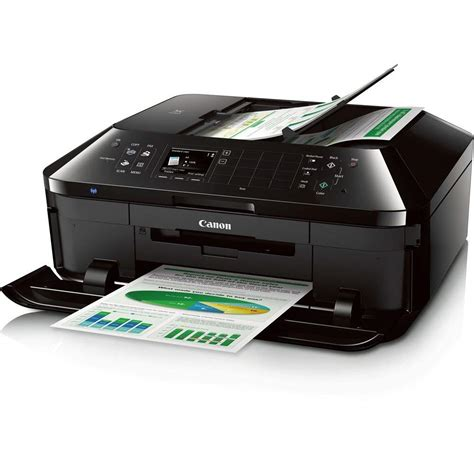 color printer scanner canon pixma mx922 wireless color photo printer with