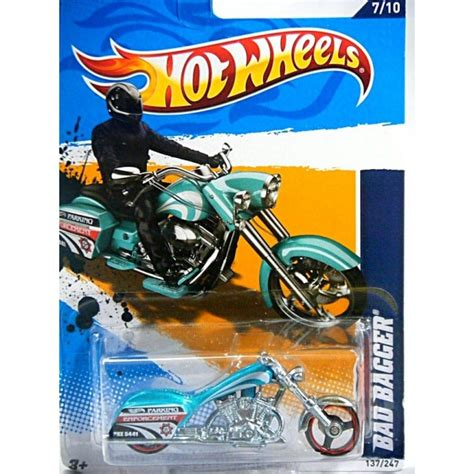 Hotwheels Bad Bagger wheels bad bagger parking enforcement motorcycle global diecast direct