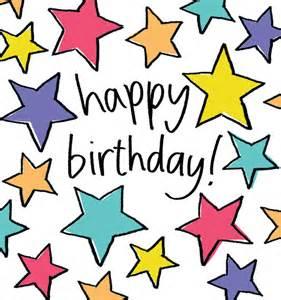 happy birthday stars cards galore