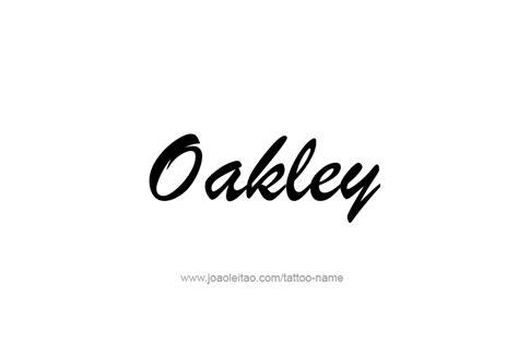 oakley  tattoo designs