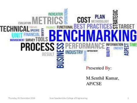 what is bench marking benchmarking tqm