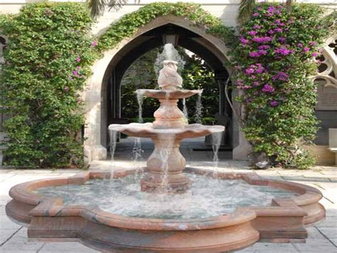 water fountains garden small water fountains