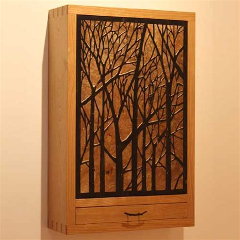 Tree Wall Hung Jewelry Cabinet Jewelry Cabinets Wall Mounted