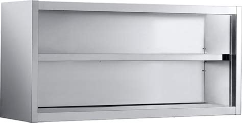 open wall cabinets open wall mounted cabinet 140 cm professional e14pg