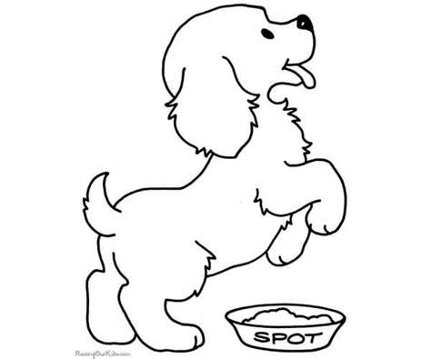 imagenes para colorear un perro 35 im 225 genes de perros para colorear e imprimir cancitos