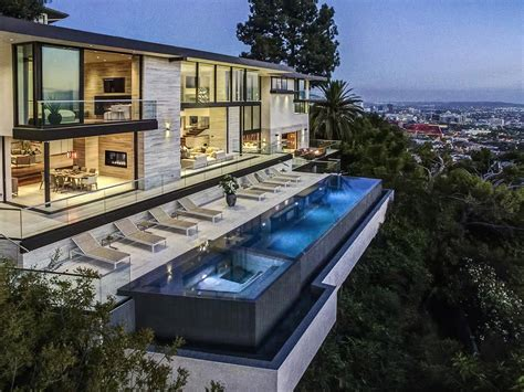home design house in los angeles west hollywood dream home with stunning los angeles views