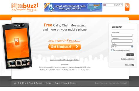 mobile voip login mobile voip nimbuzz mobile voip