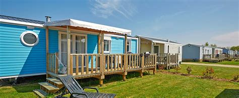 location mobil home luxe cancale louer mobil home mont