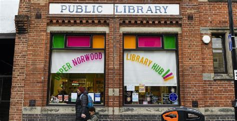 upper norwood library hub applies   booze licence