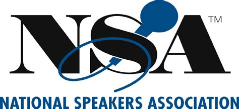 Speaker National national speakers association changes name 7 key steps in a name change