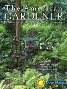 the american gardener may june 2016 187 download pdf