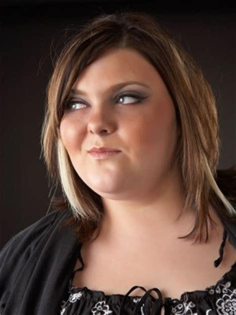lasest hairstyles for plus size women plus size women hairstyles gallery gallery of hairstyles