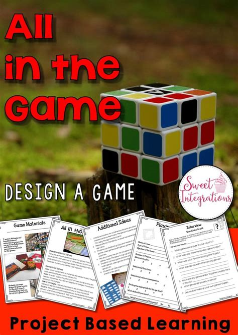 design home game problems 208 best project based learning elementary images on