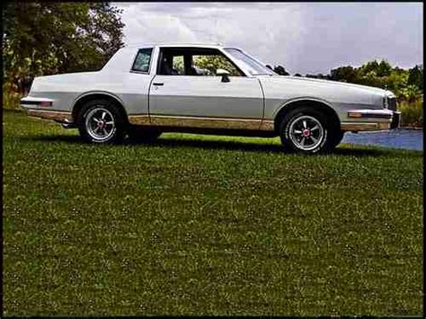 auto air conditioning service 1987 pontiac grand am user handbook find used 1987 pontiac grand prix g body in spring hill florida united states