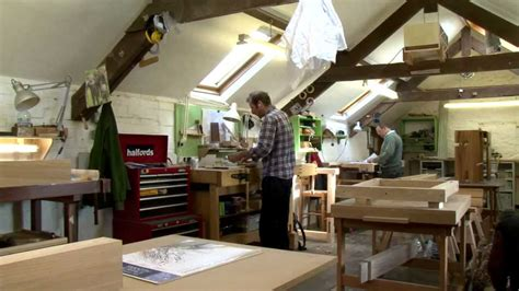 Find Upholstery Shops Woodworking Workshop Tour Youtube
