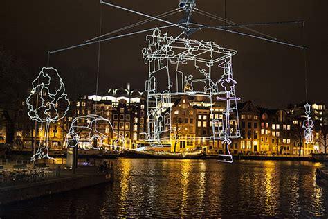 Amsterdam Light by Amsterdam Light Festival 2017 2018 Water Colors Illuminade
