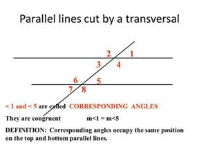 Shed Seven Parallel Lines by Parallel Lines Cut By A Transversal Ppt